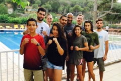 Summer Camp Barcelona juillet 2017 - 5
