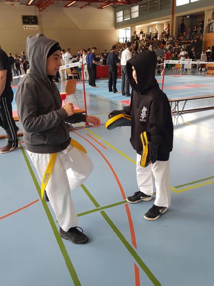 Swiss Open Junior, 28 avril 2018 - 12
